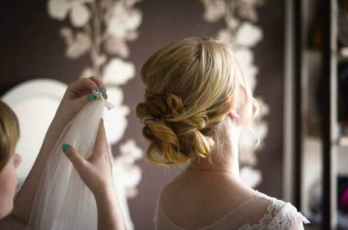 Bruid: Monika Murris-Nikken Fotografie: Ingephotography Make-up & hair: Monika Murris-Nikken