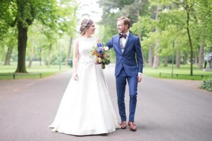 Fotograaf: Inge van Hierden Bruid: Renata Karzijn Hairstyling: Monika Murris-Nikken
