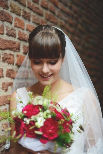Bruid: Merel Nap Fotografie: Joor Photography (Jorijn) Make-up & hair: Monika Murris-Nikken