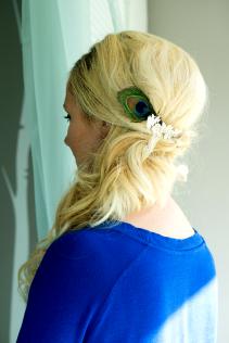 Proef make-up en kapsel Bruid: Martina Havlikova Fotgraaf: Annop Catsman protogy Visagie & hairstyling: Monika Murris-Nikken