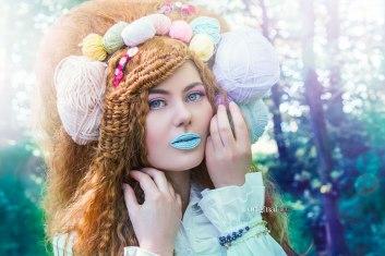 Fotograaf: Cindy Stegeman (Original Cin) Model: Hella Maenad Visagie & hairstyling : Monika Murris-Nikken