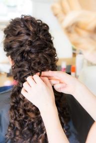 Fotografie: Suzanne Spijkers Fotografie Bruid: Gracia Bovenberg-Murris Visagie & hairstyling: Monika Murris-Nikken