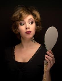 Fotograaf: Eddy Stekkinger, model: Renate Moespot, Visagie & hairstyling: Monika Murris-Nikken